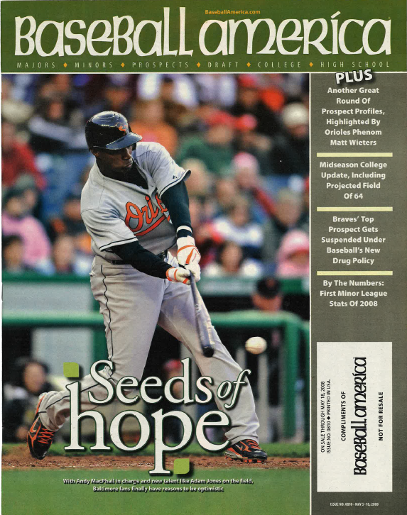 (20080501) Seeds Of Hope