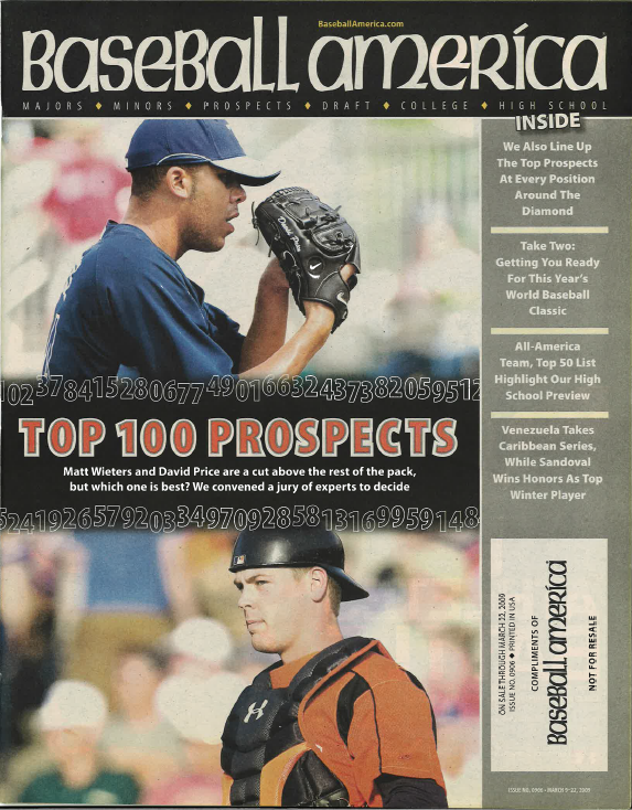 (20090301) Top 100 Prospects