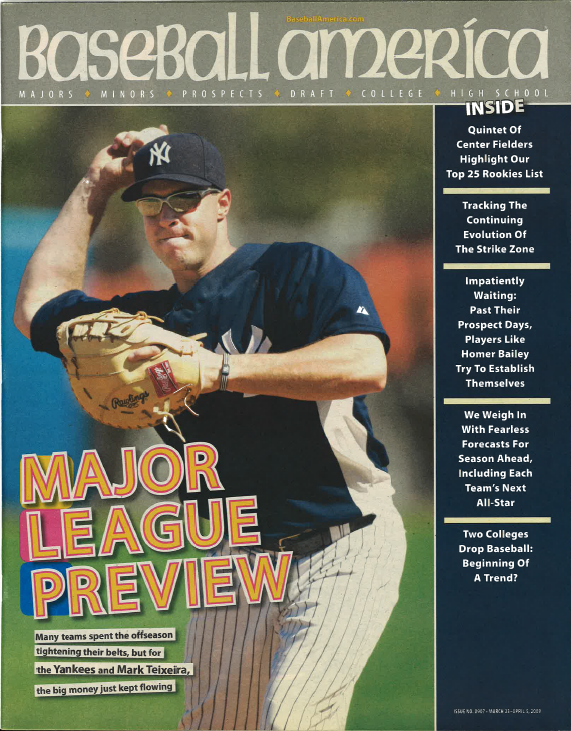 (20090302) Major League Preview
