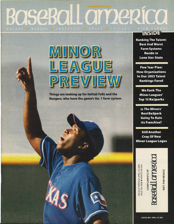 (20090401) Minor League Preview