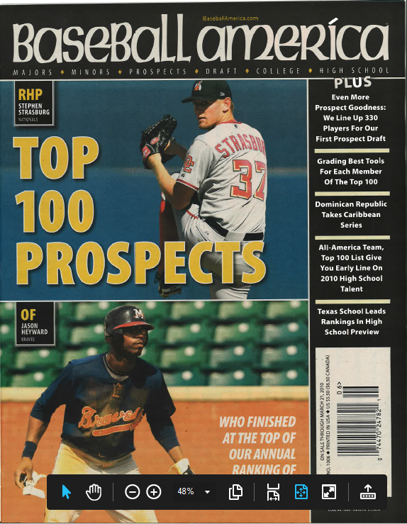 (100301) Top 100 Prospects