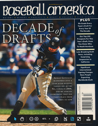 (100602) Decade Of Drafts