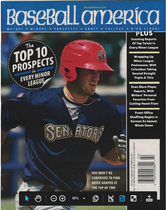 (20111002) Top 10 Prospects In Every Minor League