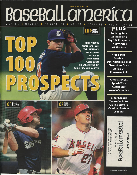 (20120301) Top 100 Prospects