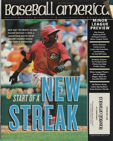(140401) Start of a New Streak