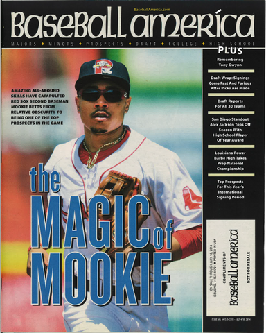 (140701) The Magic of Mookie