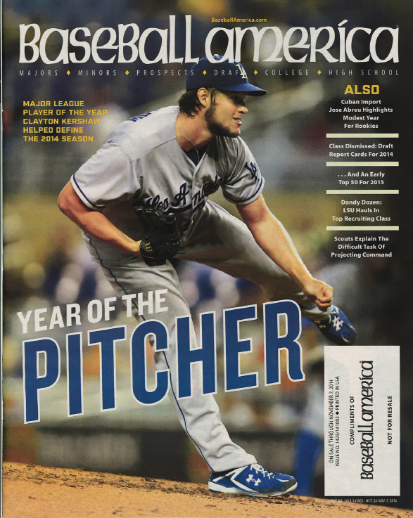 (141002) Year of the Pitcher
