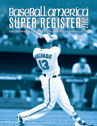 2017 Baseball America Super Register