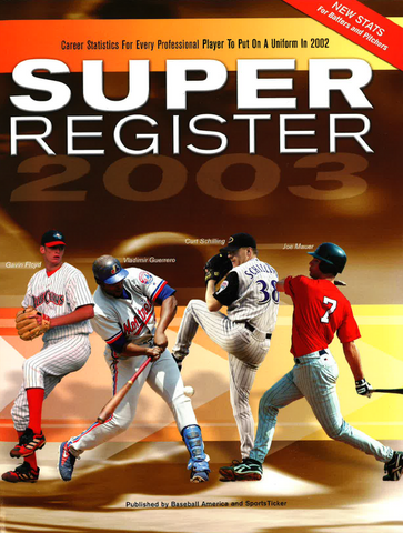 2003 Baseball America Super Register