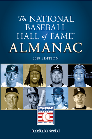 2018 National Baseball Hall of Fame Almanac