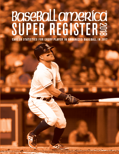 2018 Baseball America Super Register