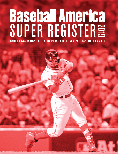 2019 Baseball America Super Register