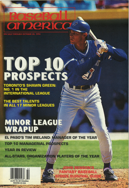 (19941003) Top 10 Prospects