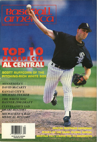 (19950101) Top 10 Prospects American League Central