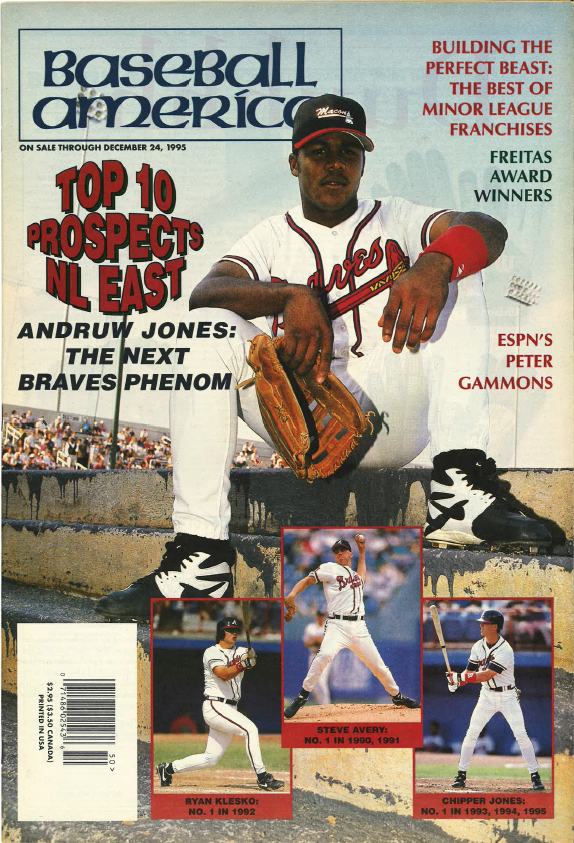 (19951202) Top 10 Prospects National League East