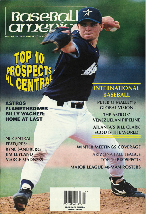 (19960101) Top 10 Prospects National League Central