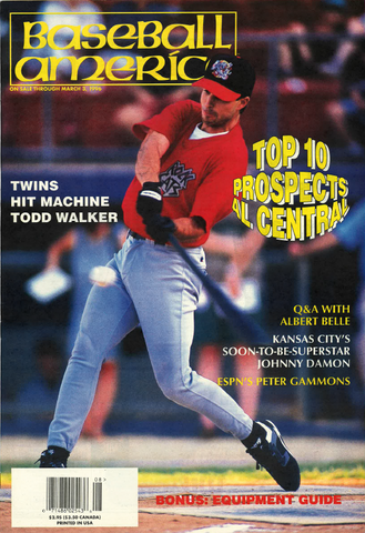 (19960301) Top 10 Prospects American League Central