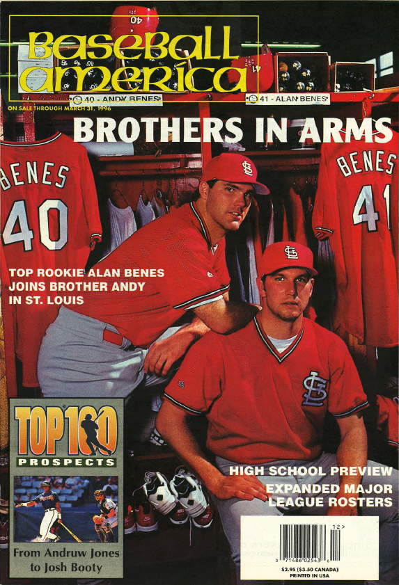(19960303) Brothers In Arms