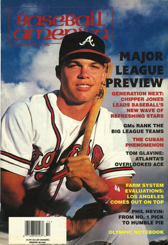 (19960401) Major League Preview