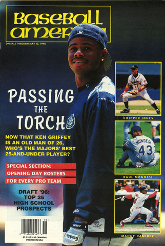 (19960501) Passing The Torch