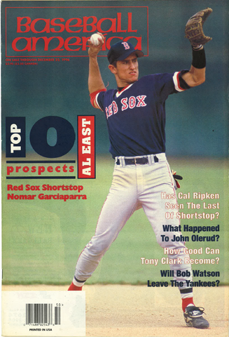 (19961202) Top 10 Prospects American League East