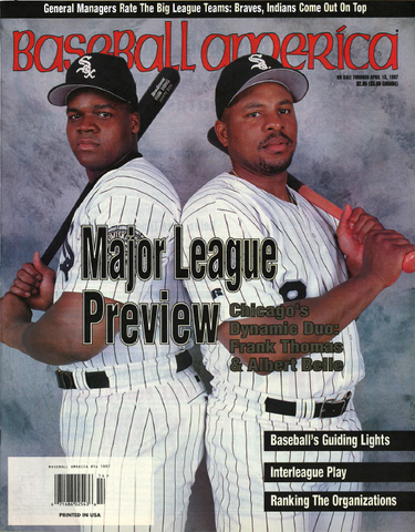 (19970401) Major League Preview
