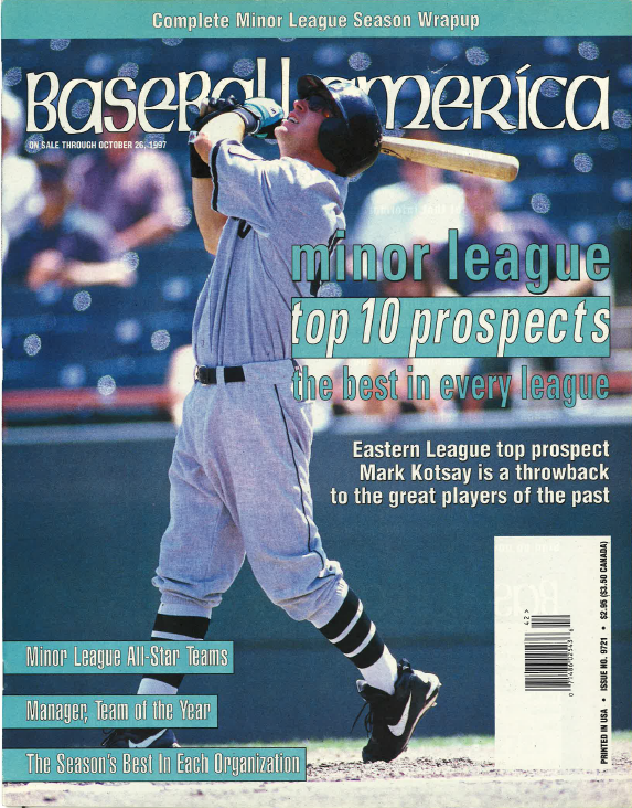 (19971002) Minor League Top 10 Prospects