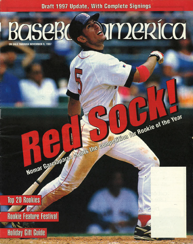 (19971101) Red Sock!