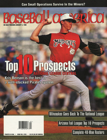 (19971203) Top 10 Prospects National League Central