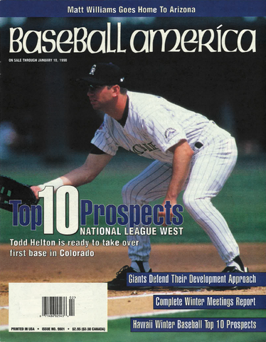 (19980101) Top 10 Prospects National League West