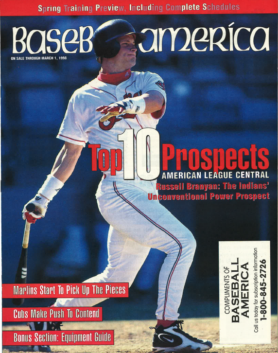 (19980202) Top 10 Prospects American League Central