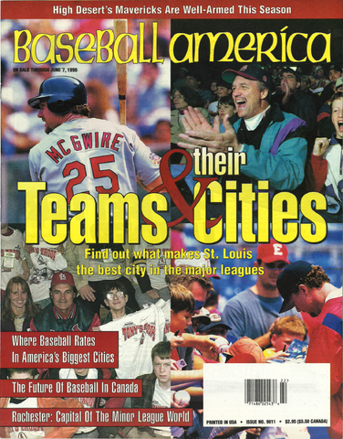 (19980601) Teams & Their Cities