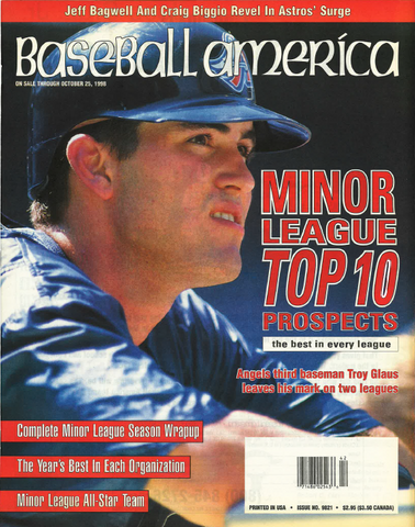 (19981002) Minor League Top 10 Prospects