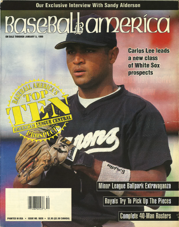 (19981203) Top 10 Prospects American League Central