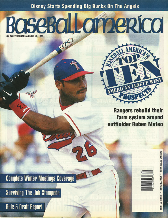 (19990101) Top 10 Prospects American League West