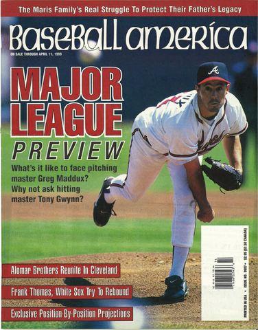 (19990401) Major League Preview