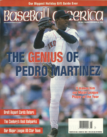 (19991102) The Genius Of Pedro Martinez