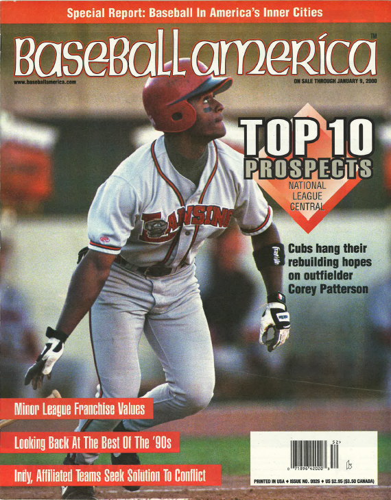 (19991203) Top 10 Prospects National League Central