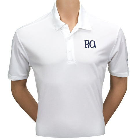 Polo Shirt with BA Logo