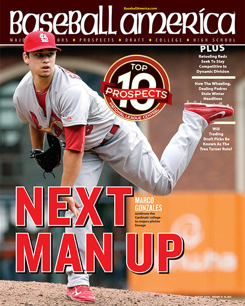 (150101) Next Man Up Marcos Gonzales