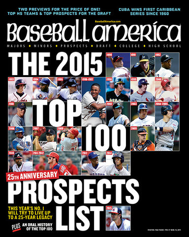 (150202) 2015 Top 100 Prospects List