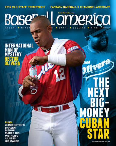(150301) International Man of Mystery Hector Olivera the Next Big-Money Cuban Star