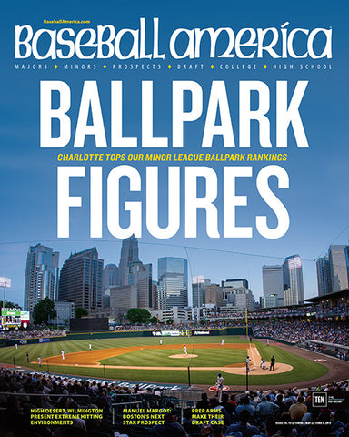 (150502) Ballpark Figures Charlotte Tops Our Minor League Ballpark Rankings
