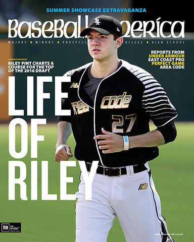 (150901) Life of Riley Riley Pint Charts a Course for the Top of the 2016 Draft