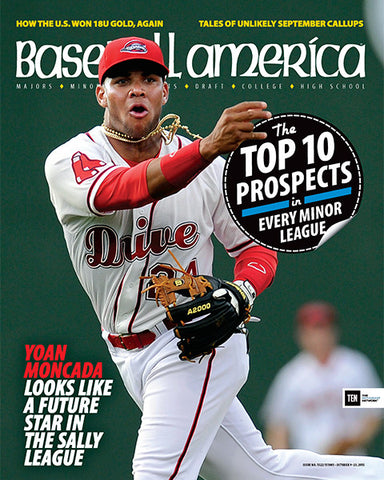 (151001) Top 10 Prospects in Every Minor League Yoan Moncada Looks Like a Future Star in the Sally League