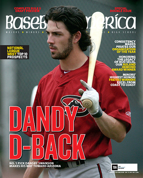 (151201) Dandy D-Back Dansby Swanson Makes His Way Toward Arizona