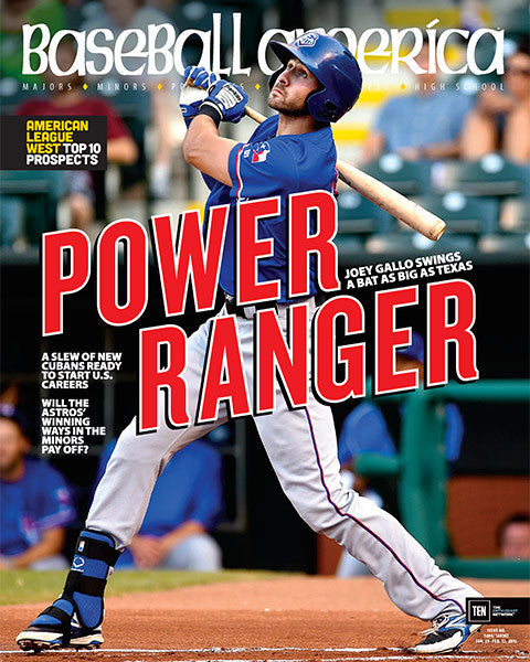 Power Ranger Joey Gallo