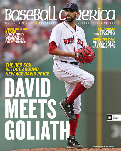 David Meets Goliath The Red Sox Retool Around New Ace David Price