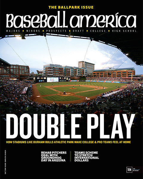 Double Play How Stadiums Like Durham Bulls Athletic Park Make College & Pro Teams Feel at Home