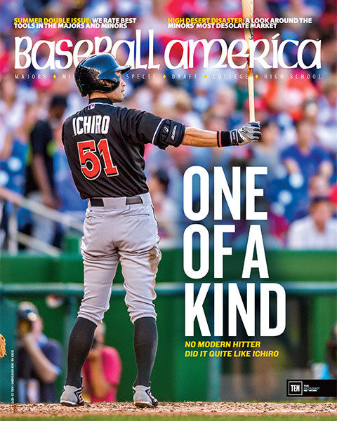 One of a Kind No Modern Hitter Did it Quite Like Ichiro